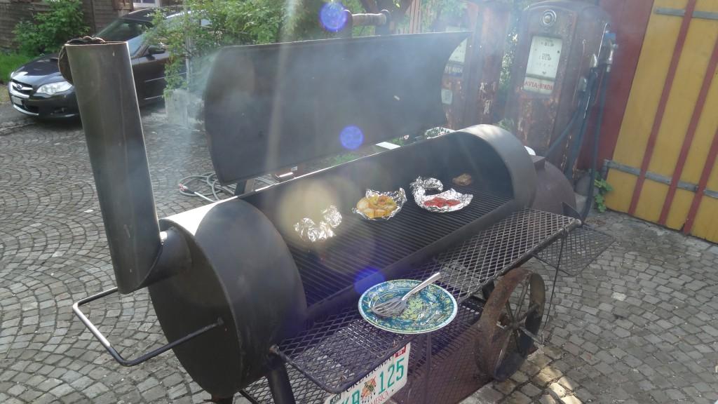Barbecue vom Oklahoma Joe