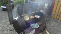 Barbecue vom Oklahoma Joe Grill im Freihof in Schmidrüti