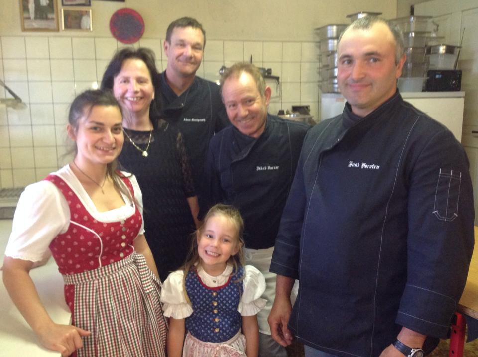 Freihof-Team an der Metzgete 2015